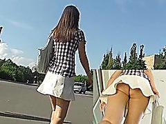 Voyer up short petticoat