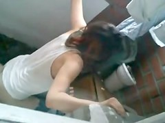 Hot girl fucked by a guy