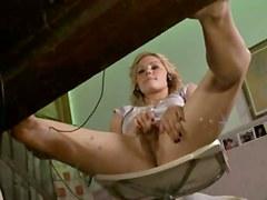 sexy lady masturbating