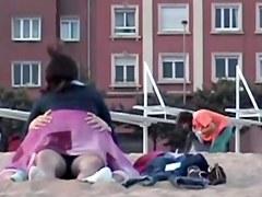 Voyeur Spy Miron Spain Beaches