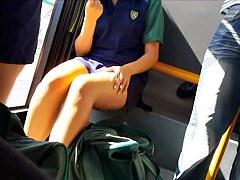 hot teen legs