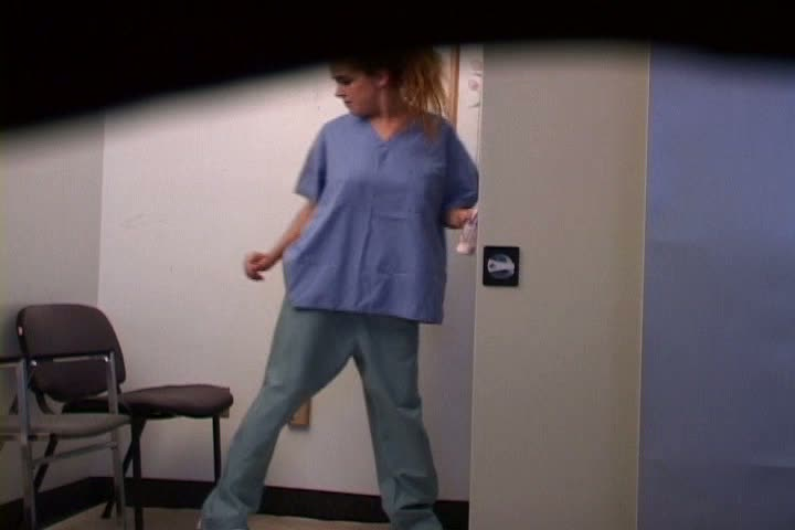 Nurse candid videos