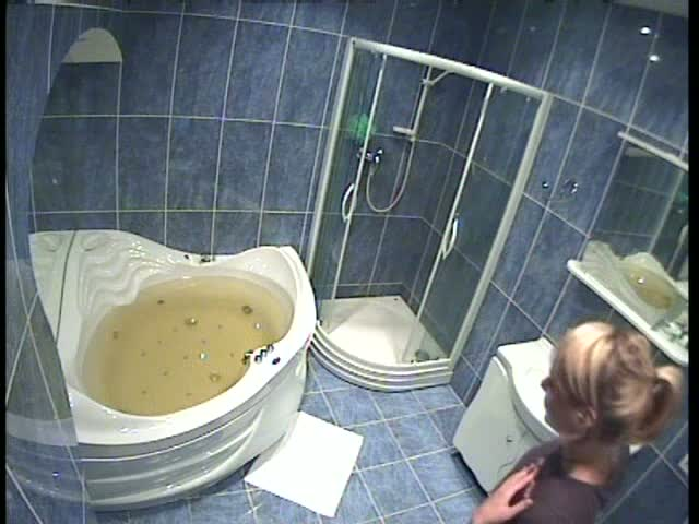 Bathroom voyeur xxx