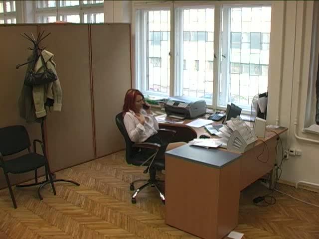 Business woman voyeur movie