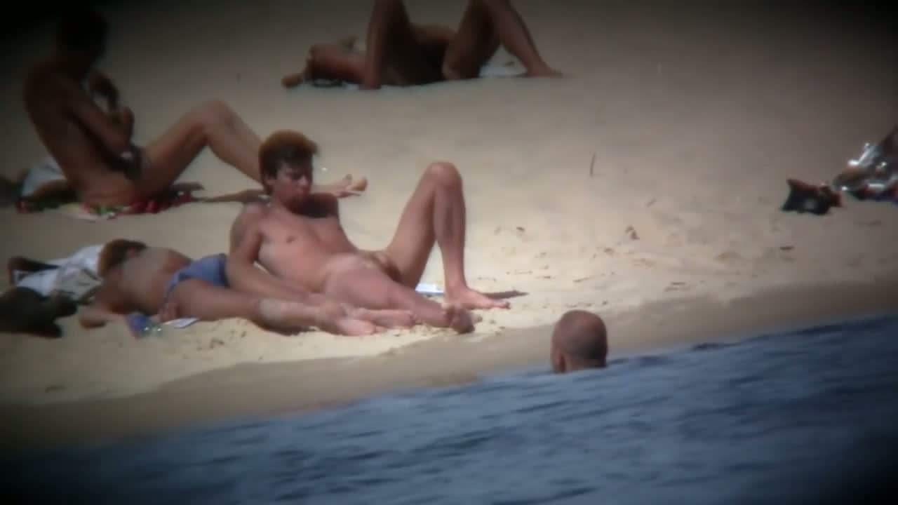 There are so many alluring whores and housewives on the beach