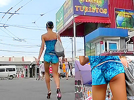 Bright blue hot shorts episode