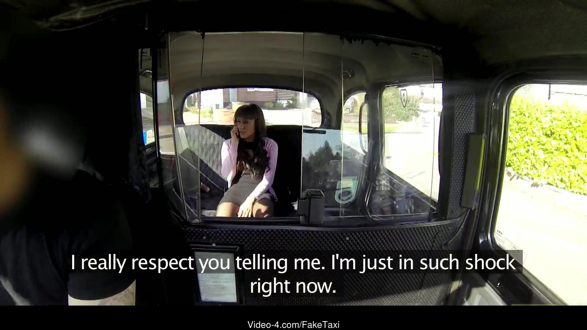 Fake Taxi Alyssa