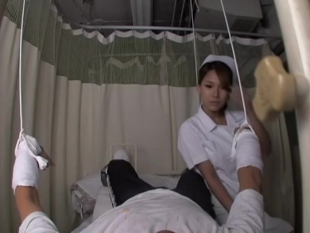 Nurse rides with lust an asian hammer in spy cam porn video