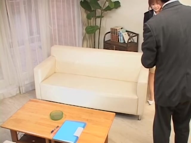 Mature spy video in which a japanese broad is fucked rough