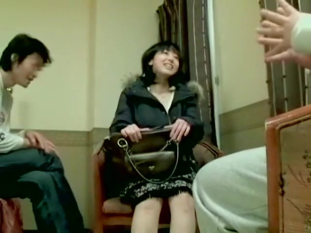 Busty Asian broad enjoys some Japanese sex treatment