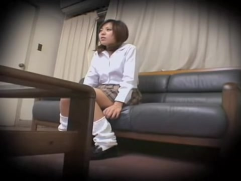 Lovely Jap nailed in spy cam Japanese hardcore clip