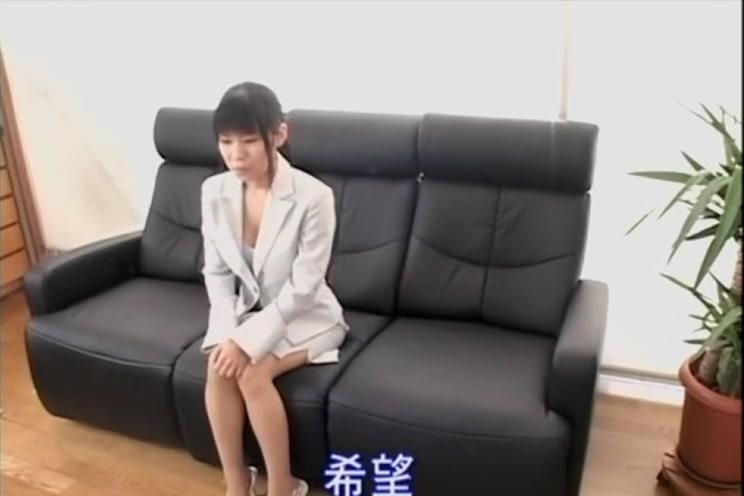 Skinny Jap lassie creamed in hardcore hidden cam video