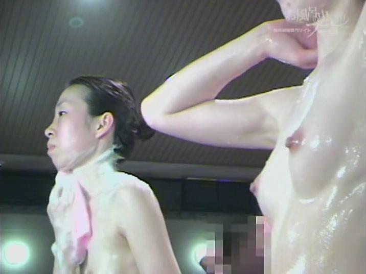 Sexy wet butt and tits of Asian girls voyeur cam show dvd 03025