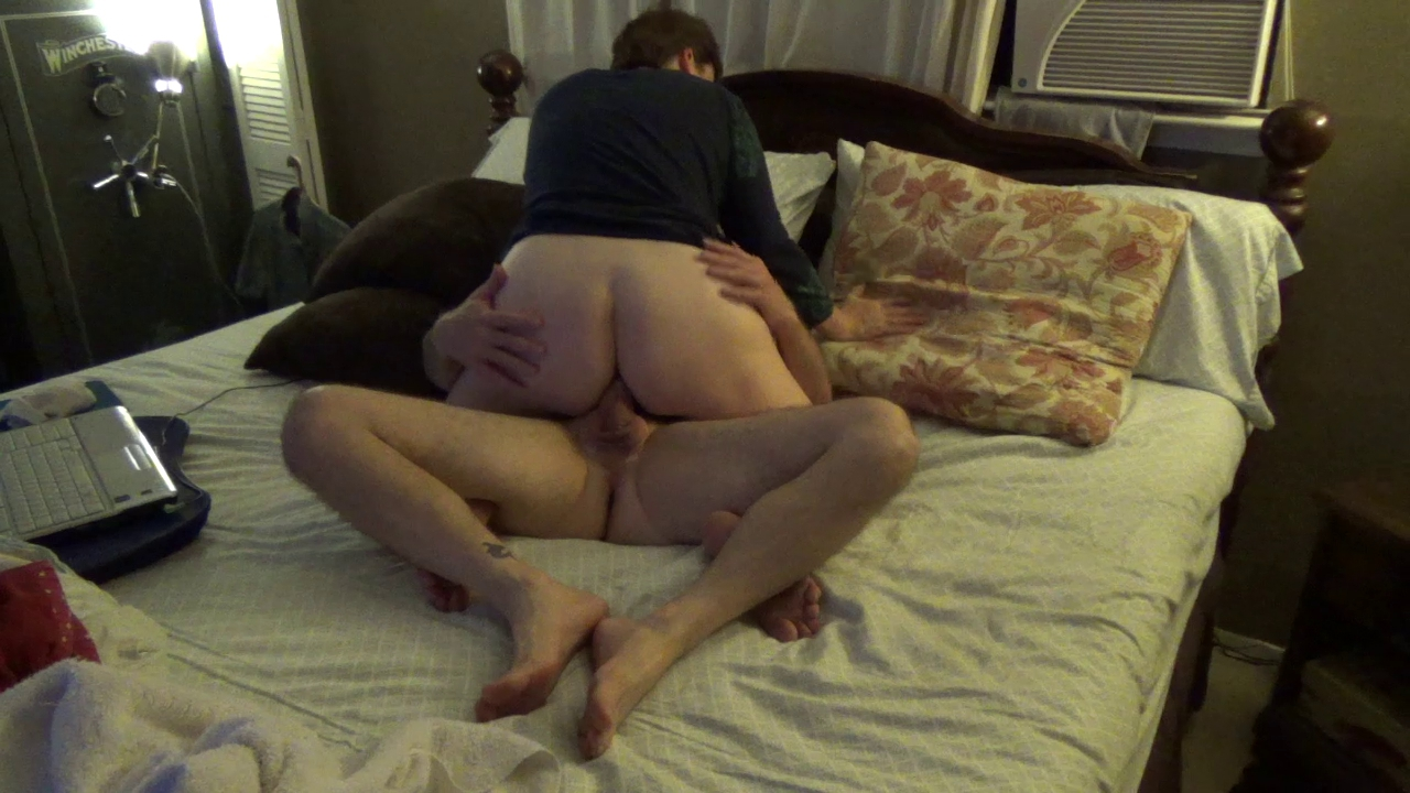 Anal Cowgirl ATM