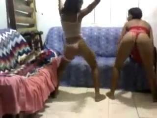 Brazilian Dancers