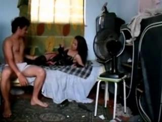 pareja jovem del Brasil