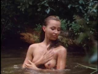 vintage mainstream chick bathing video