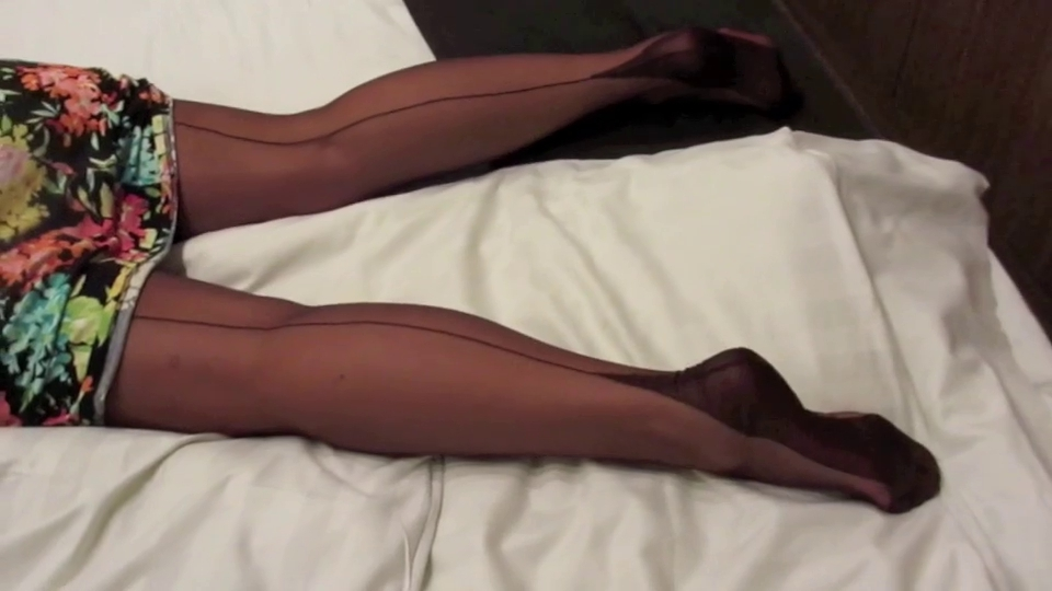 Sexually Excited for Stockings Geil in Stockings