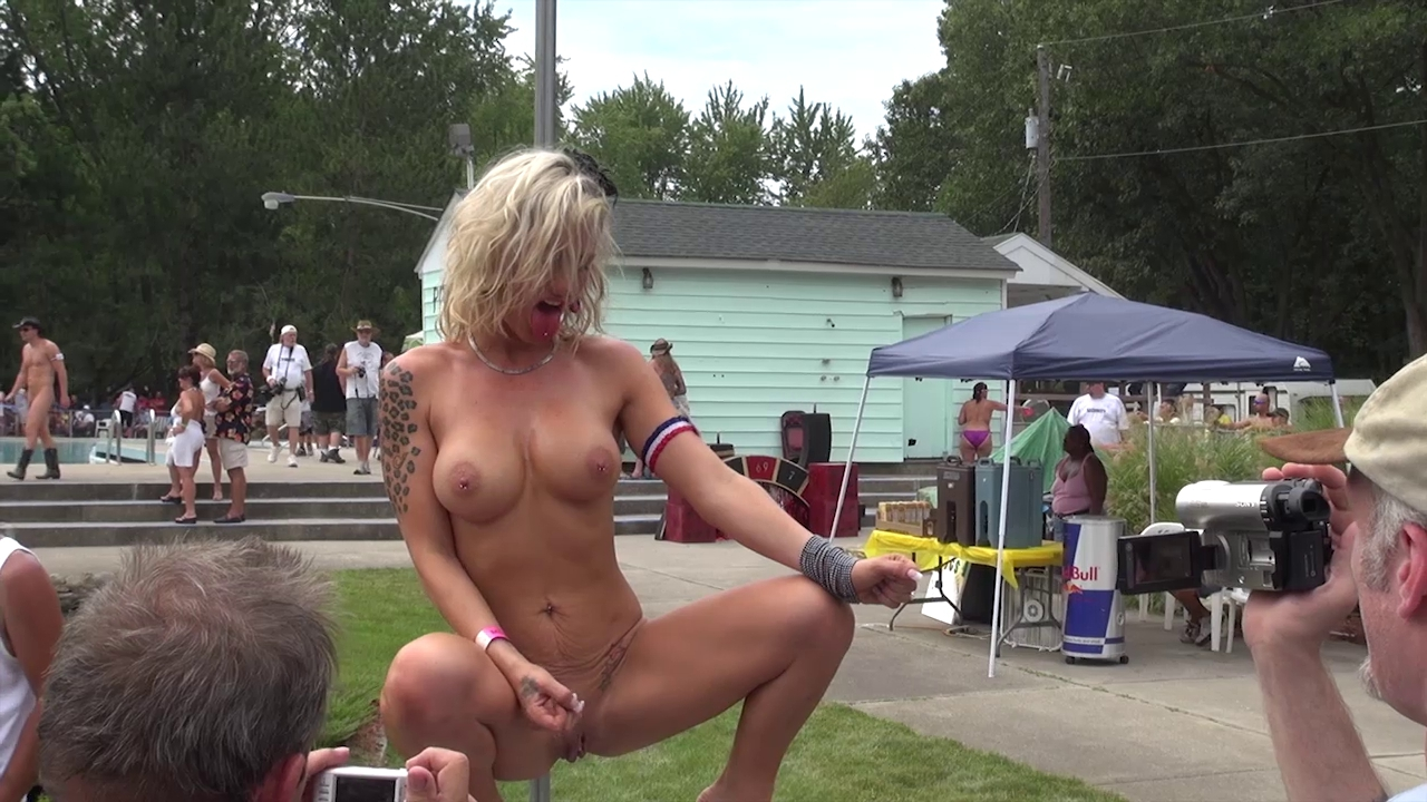Nudes-A-Poppin' 2012 - Part 1