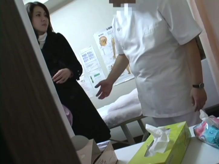 Hot medical porn video starring an Asian girl